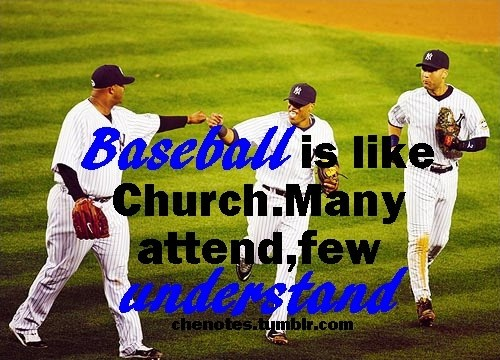 Baseball Quote 27 Picture Quote #1