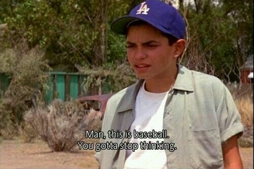 Sandlot Baseball Quote 1 Picture Quote #1