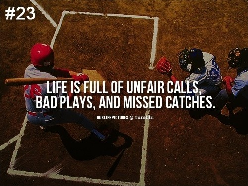 Baseball Quote 40 Picture Quote #1