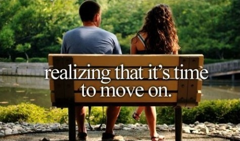 Its Time To Move On Quote 3 Picture Quote #1