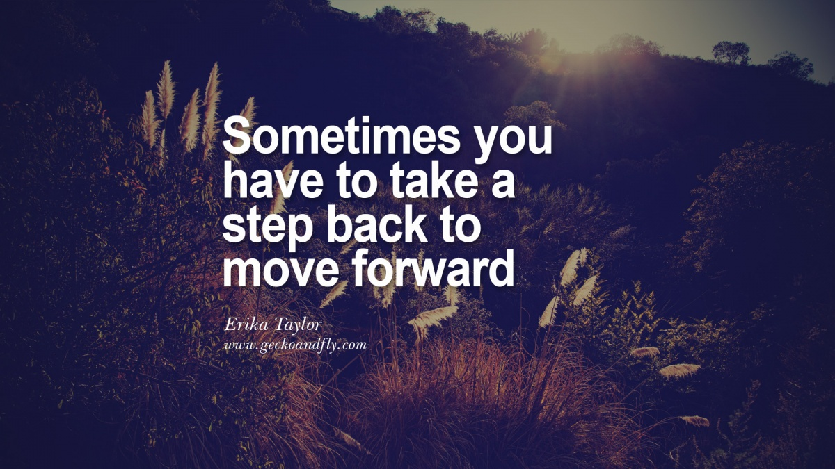 Move On Quote 6 Picture Quote #1
