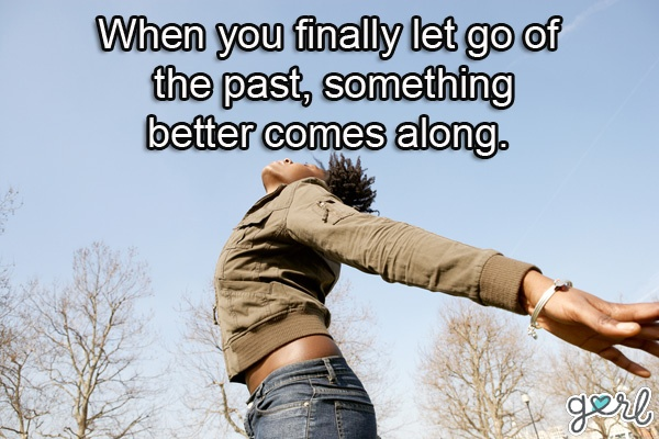 Telling An Ex To Move On Quote 1 Picture Quote #1
