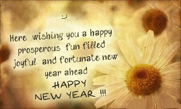 Happy New Year Quote 3 Picture Quote #1