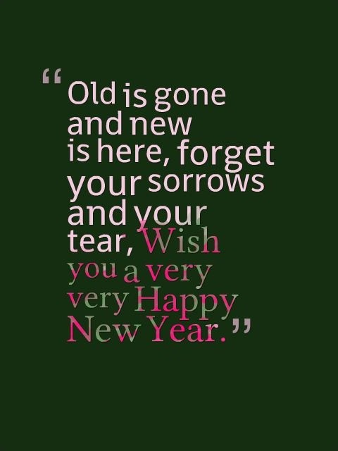 Happy New Year Quote 5 Picture Quote #1