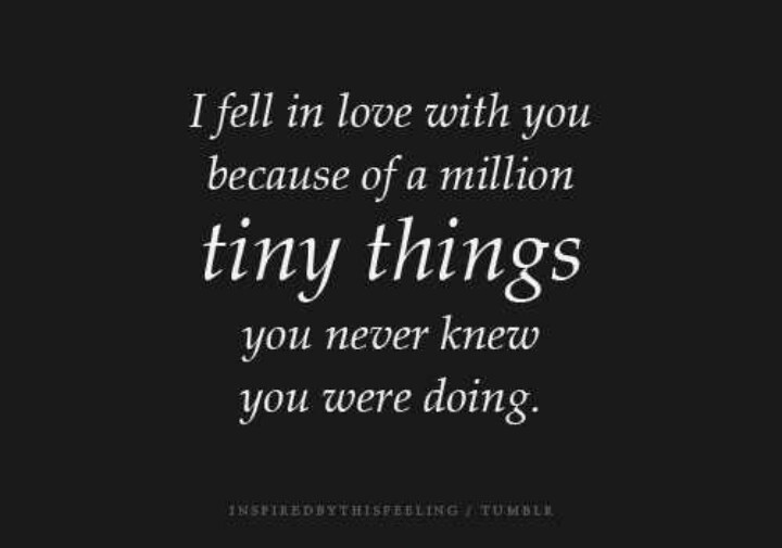 Falling In Love Quote 3 Picture Quote #1