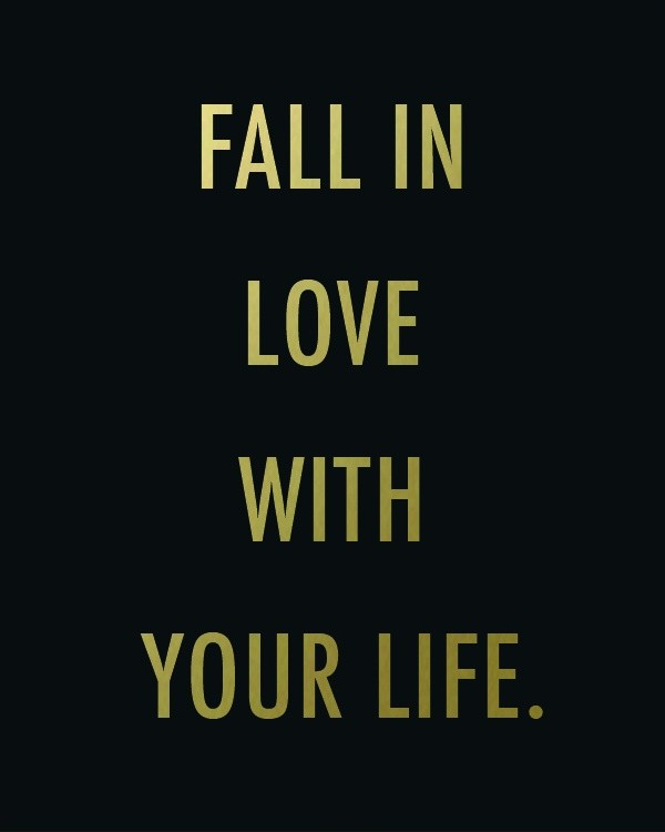 Falling In Love Picture Quotes