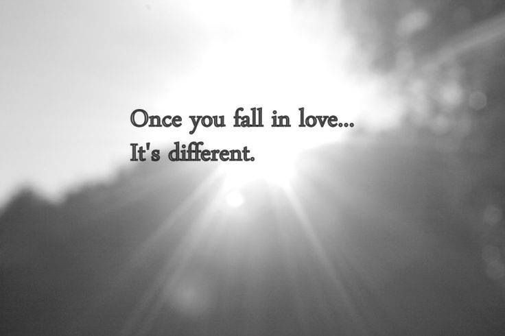 Falling In Love Quote 12 Picture Quote #1
