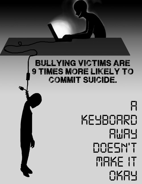 Anti Cyberbullying Quote   Quote Number 584832   Picture ...