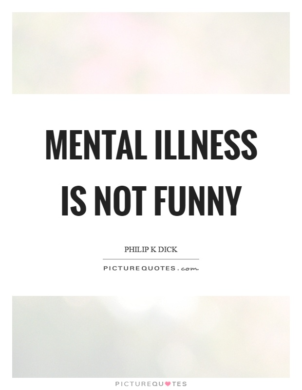 funny mental illness quotes