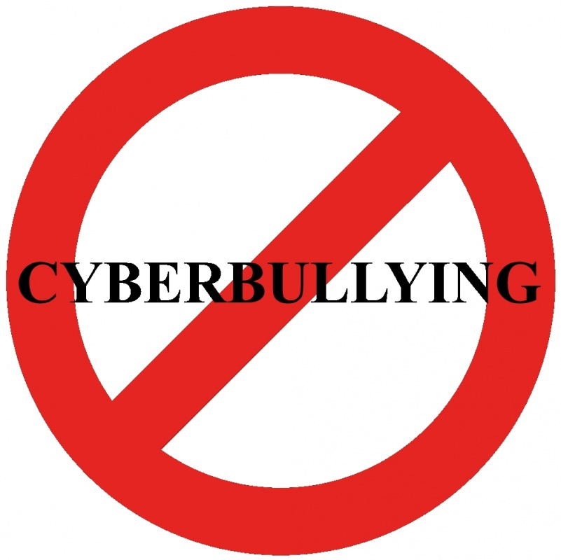 No Cyberbullying Quote 2 Picture Quote #1