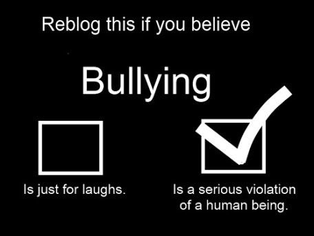 Bullying Quote 12 Picture Quote #1