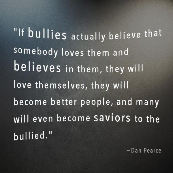 Bullying Quote 20 Picture Quote #1