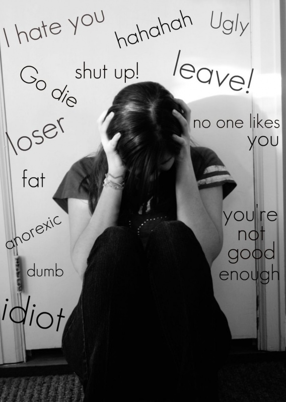 Verbal Bullying Quote 2 Picture Quote #1