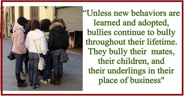 Bullying Quote 23 Picture Quote #1