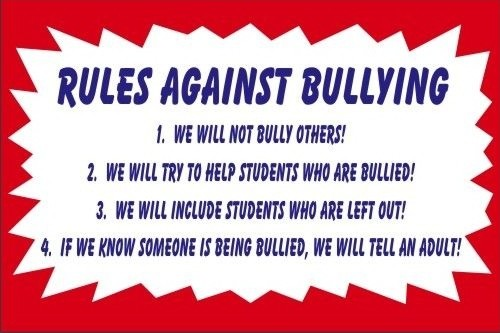Bullying Quote 25 Picture Quote #1