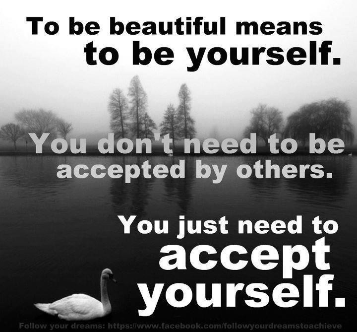 Be Yourself Quote 1 Picture Quote #1