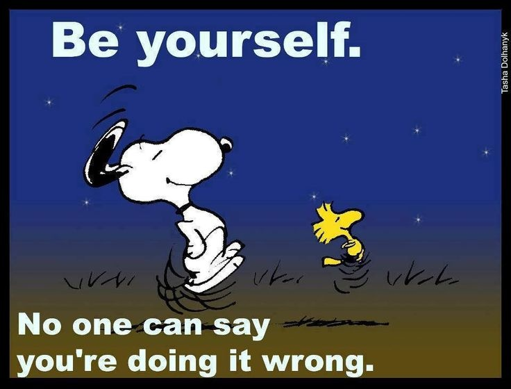 Be Yourself Quote 3 Picture Quote #1