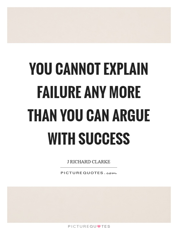 J. Richard Clarke Quote:
