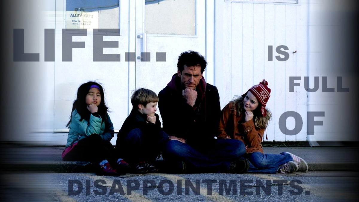 Life Is Full Of Disappointment Quote 1 Picture Quote #1