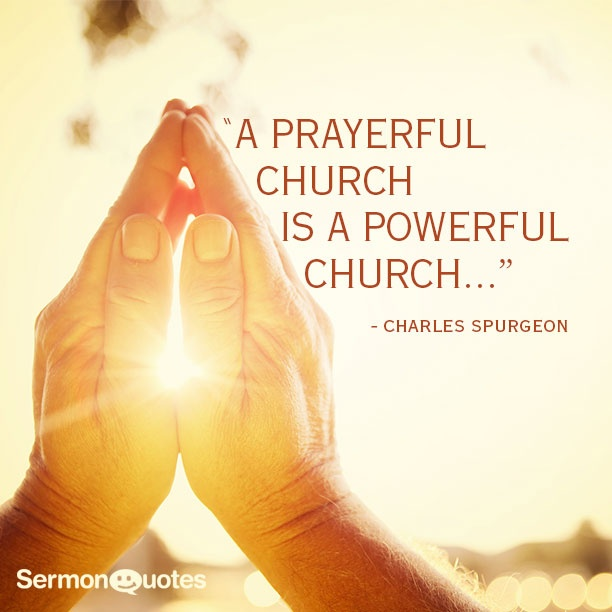 Charles Spurgeon Prayer Quote 2 Picture Quote #1