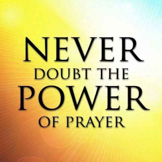 Power Of Prayer Quote 1 Picture Quote #1