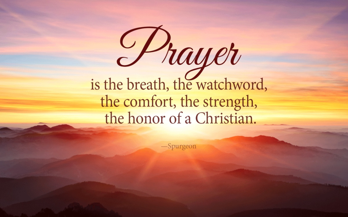 Prayer Quote 5 Picture Quote #1