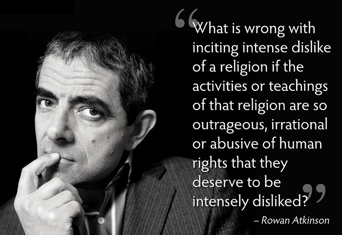 Atheist Quote 3 Picture Quote #1