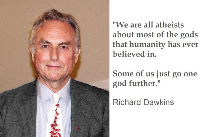 Famous Atheist Quote 1 Picture Quote #1