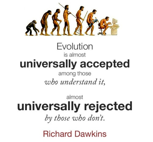 Richard Dawkins Atheist Quote 2 Picture Quote #1