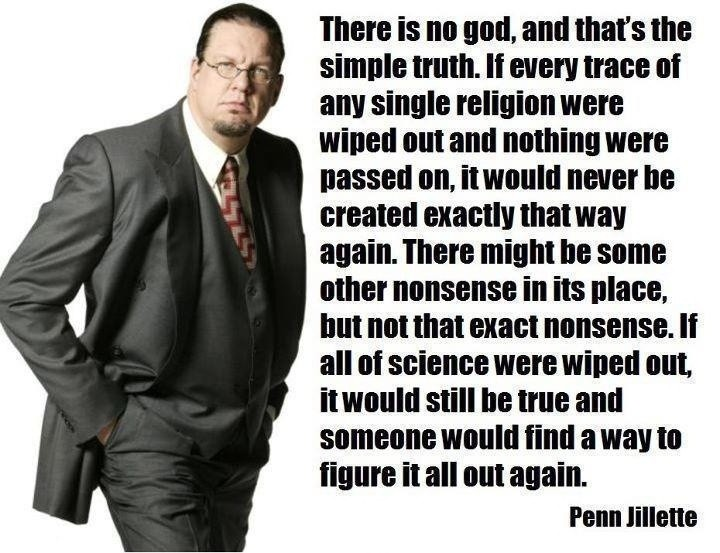 Atheist Quote On Religion 1 Picture Quote #1