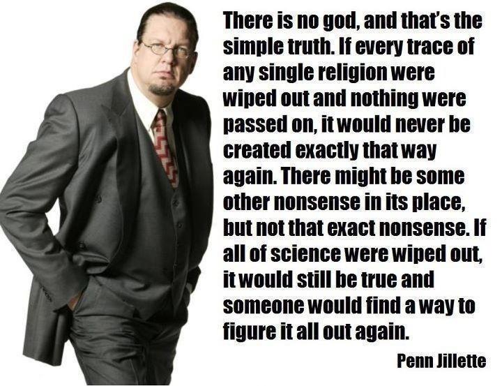 Atheist Quote On Religion 1 Picture Quote #1