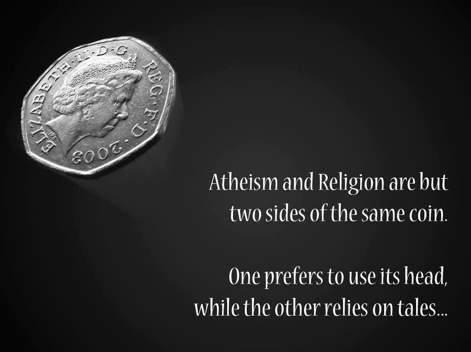 Atheist Quote 23 Picture Quote #1