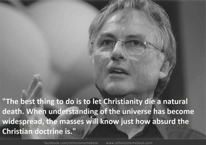 Atheist Quote 41 Picture Quote #1