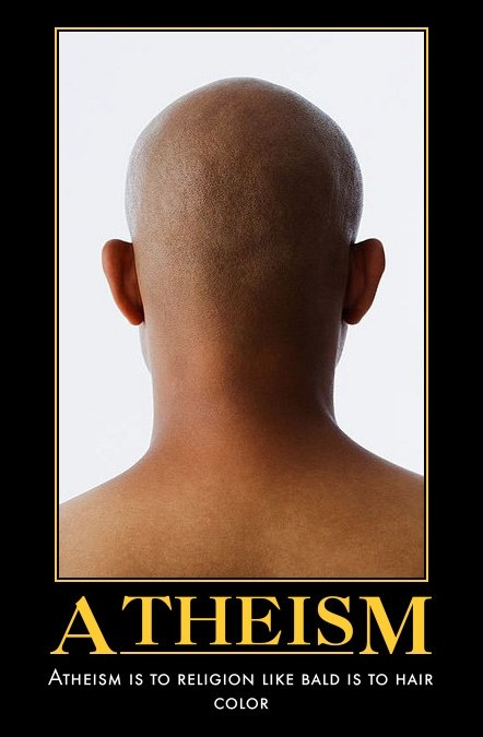 Atheist Quote 42 Picture Quote #1