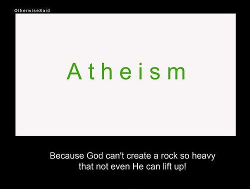 Atheist Quote 45 Picture Quote #1