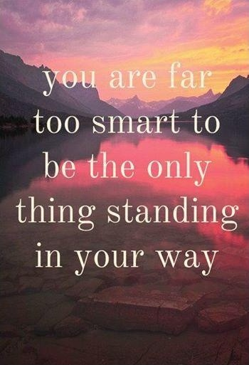 Being Smart Quote 1 Picture Quote #1