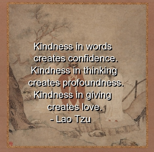 Quote About Kindness Custom Kindness Quote  Quote Number 586850  Picture Quotes