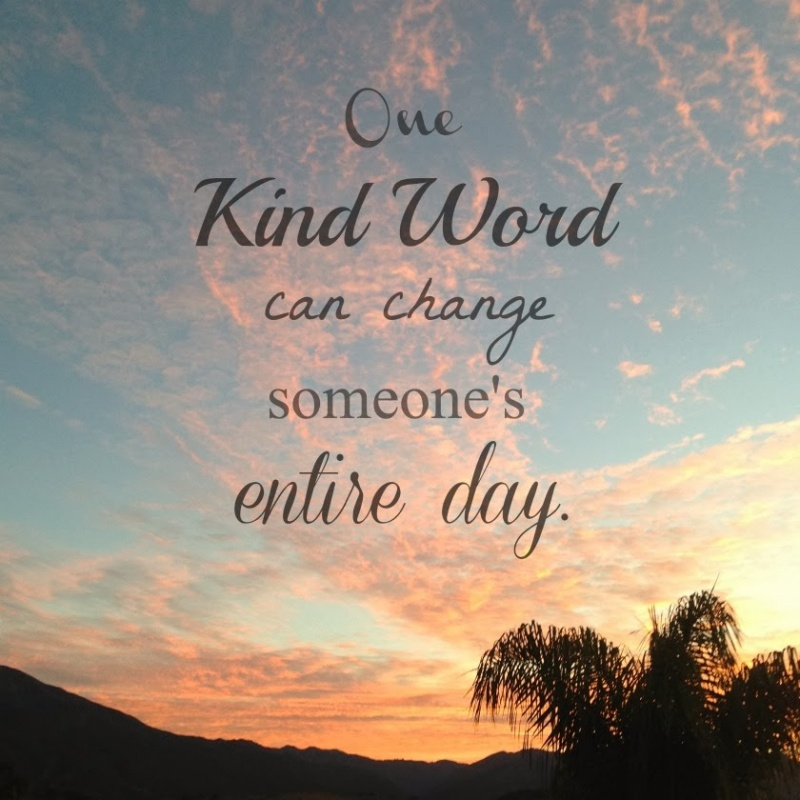 Quote About Kindness Mesmerizing Spread Kindness Quote  Quote Number 586857  Picture Quotes