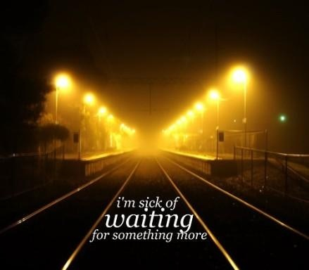 Waiting Quote 3 Picture Quote #1