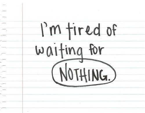 Waiting Quote 11 Picture Quote #1