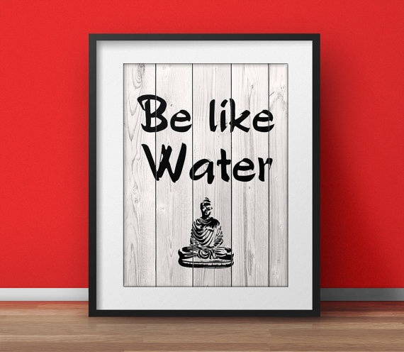 Water Lao Tzu Quote 1 Picture Quote #1