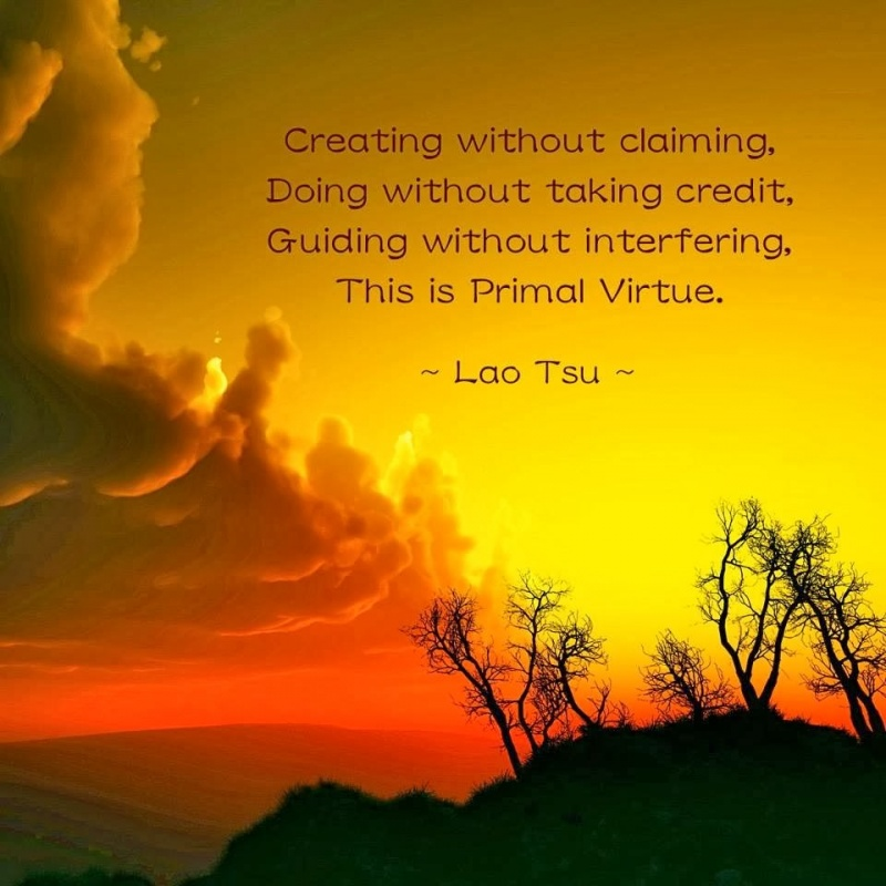 Lao Tzu Quote 10 Picture Quote #1