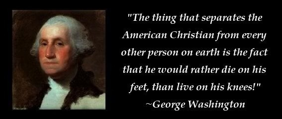 George Washington Quote 1 Picture Quote #1