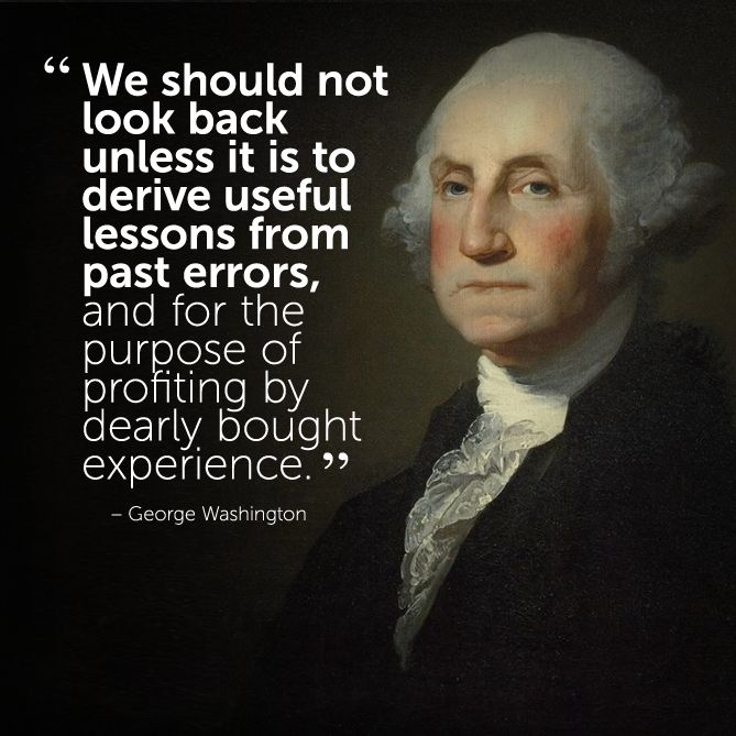 George Washington Quote On Leadership 1 Picture Quote #1