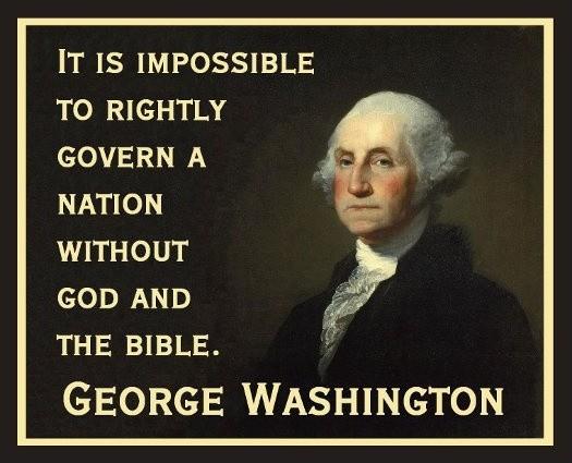 George Washington Quote 5 Picture Quote #1