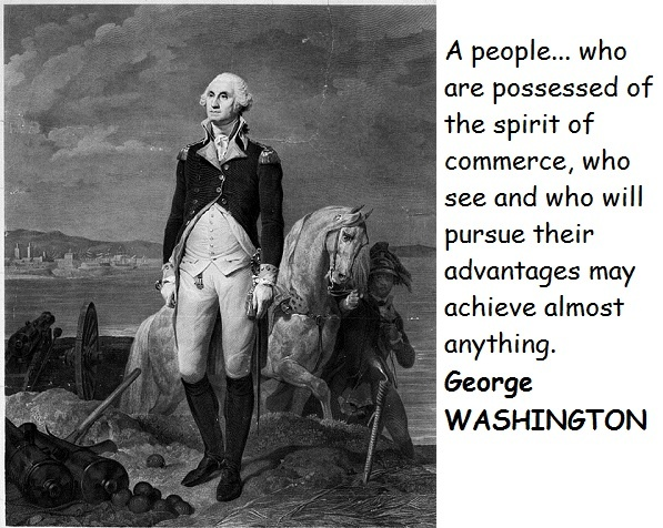 George Washington Quote 6 Picture Quote #1