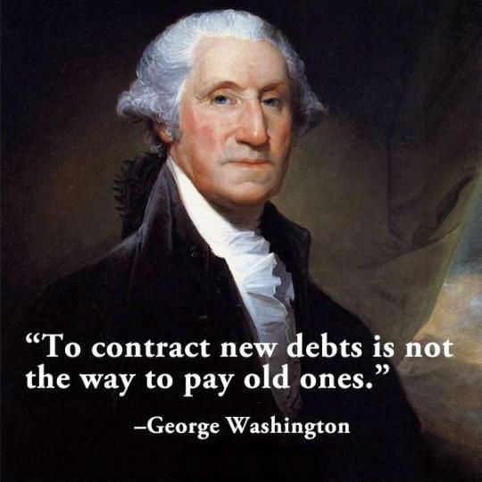 George Washington Quote 7 Picture Quote #1