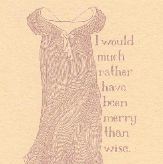 Jane Austen Quote 14 Picture Quote #1