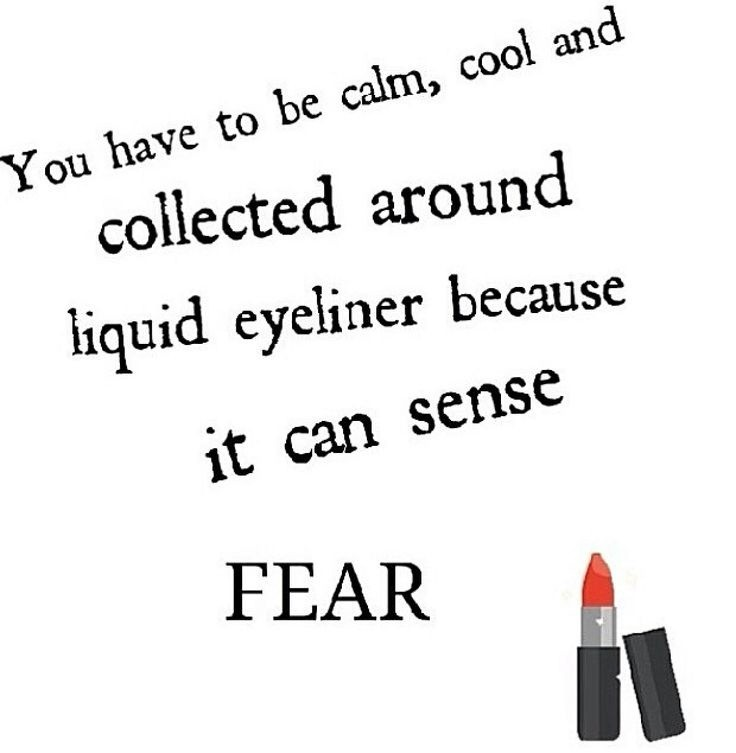 Funny Makeup Quote 2 Picture Quote #1