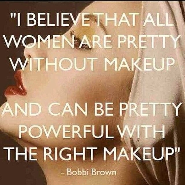 Makeup Quote 13 Picture Quote #1